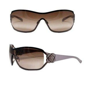 Chanel Sunglasses 4164-B 296/13 Purple Shield